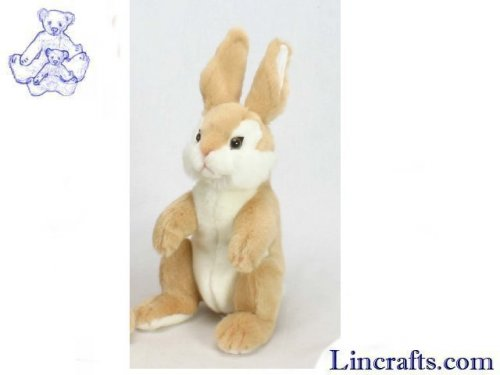 Soft Toy Bunny Rabbit by Hansa (30cm)