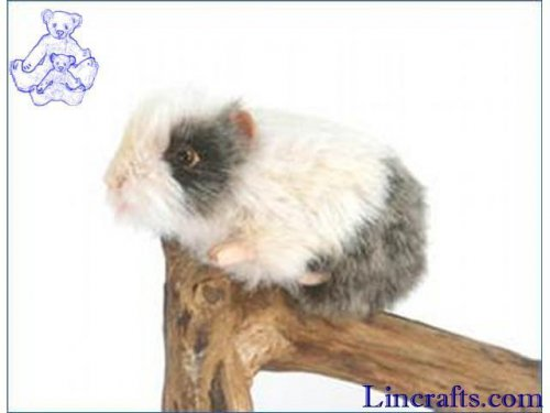 Soft Toy Guinea Pig by Hansa (17cm)