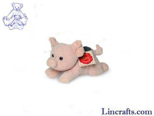 Soft Toy Pig, Piglet by Teddy Hermann (13 cm)