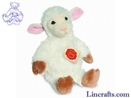Soft Toy Sheep, Lamb Dangling by Teddy Hermann (23cm)