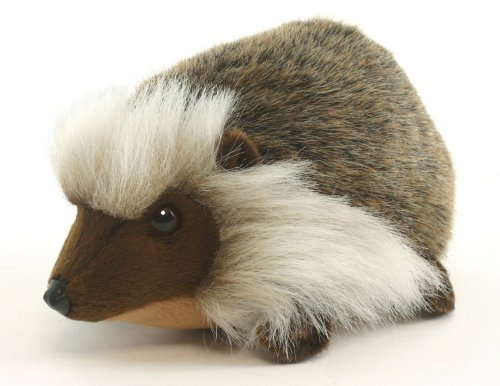 Soft Toy Hedgehog by Hansa (17cm)