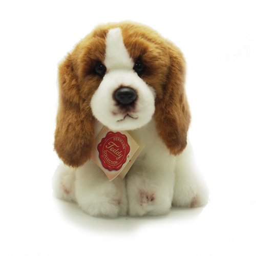 Soft Toy Dog, Spaniel by Teddy Hermann (15cm)